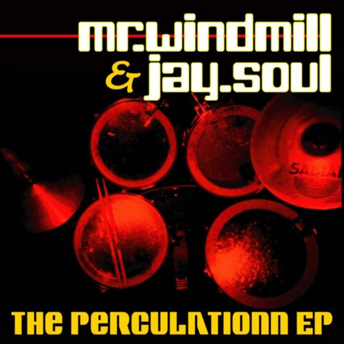The Perculationn EP cover art