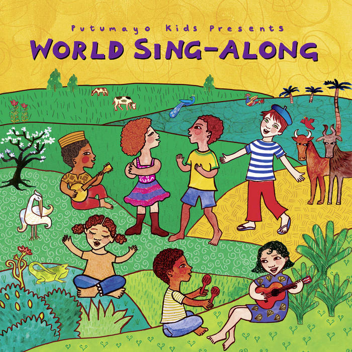 World Sing-Along cover art