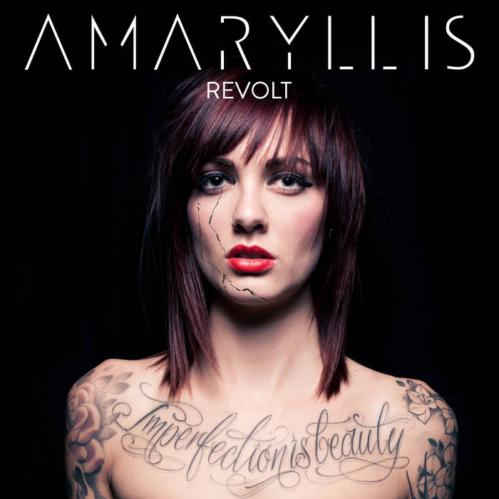 Revolt EP cover art