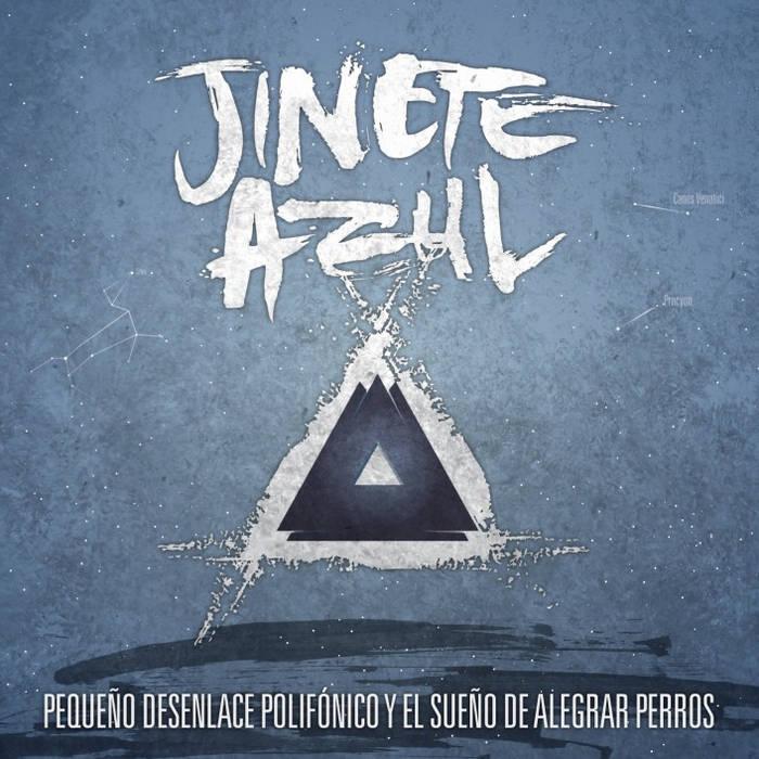 """""""PEQUEÑO DESENLACE POLIFÓNICO Y EL SUEÑO DE ALEGRAR PERROS"""" cover art"""