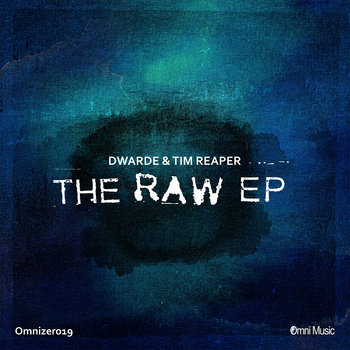 The Raw EP cover art