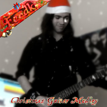 Christmas Guitar Medley cover art