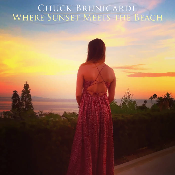 Where Sunset Meets the Beach cover art