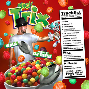 Magic Trix cover art