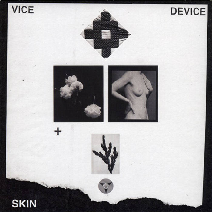 "Hot Victory / Vice Device Split 7"" cover art"