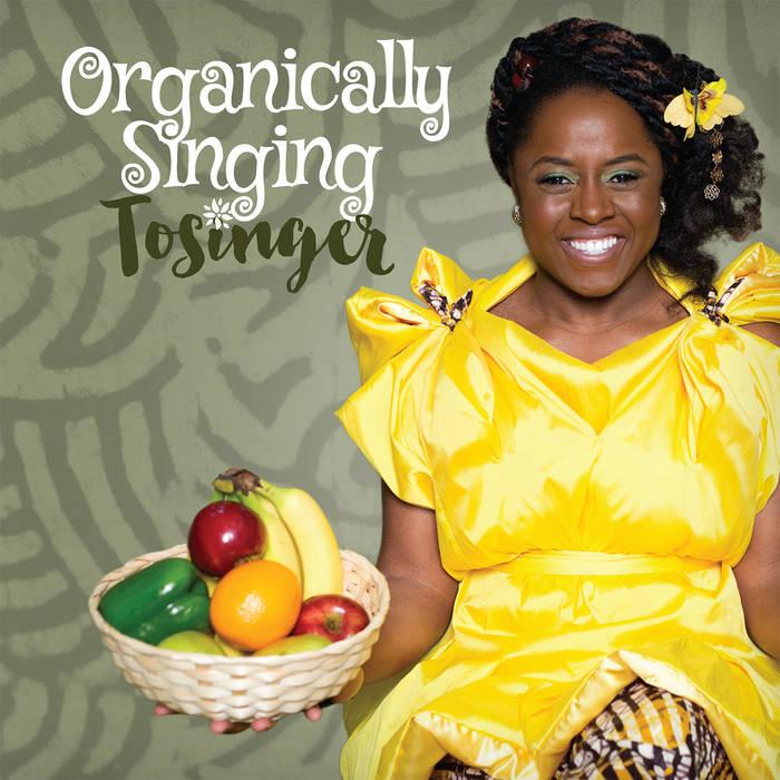 Organically Singing cover art
