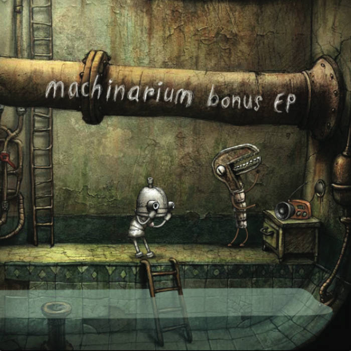 Machinarium Soundtrack Bonus EP (Free DWNLD) cover art