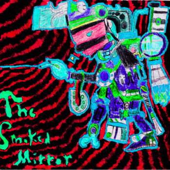 The Smoked Mirror cover art