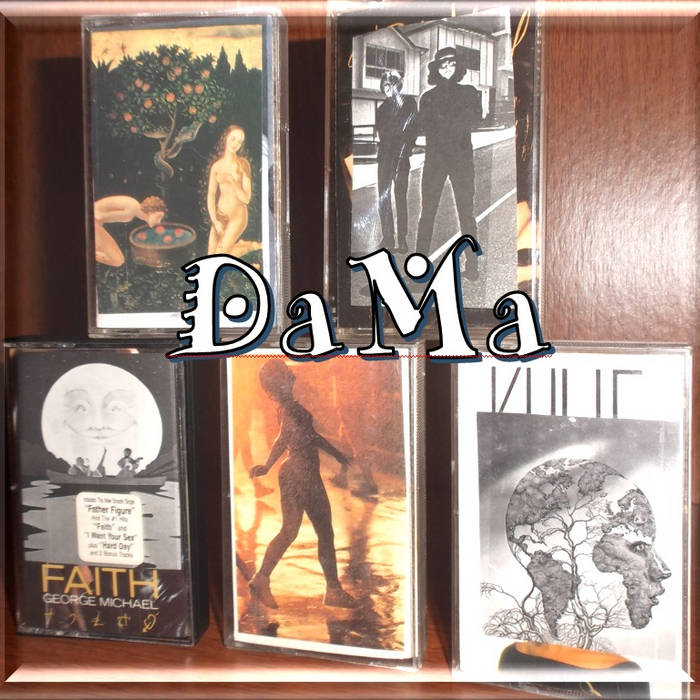 DaMa cover art