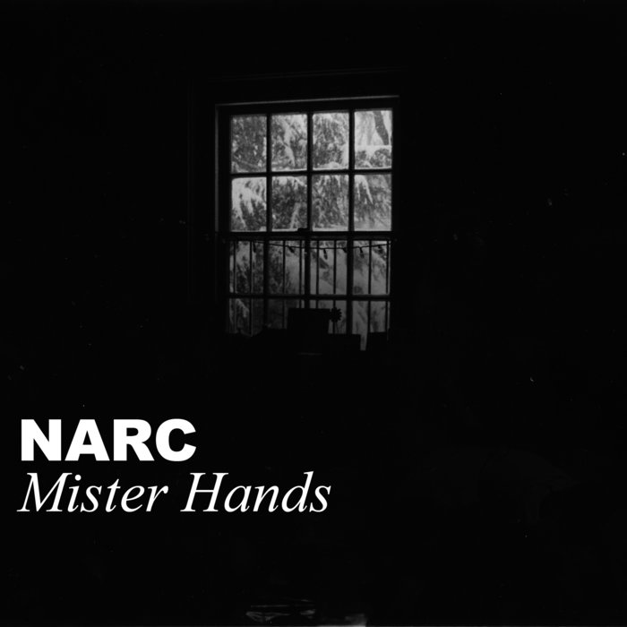 Mister Hands cover art