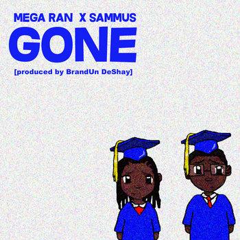 Gone (feat. Sammus) cover art