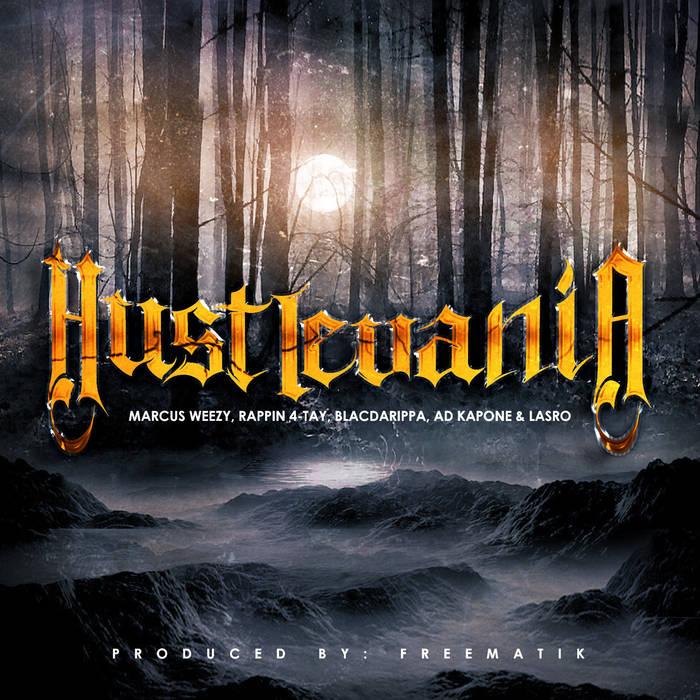 Hustlevania cover art