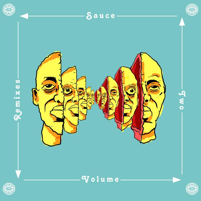 Sauce remixes... vol.2 cover art
