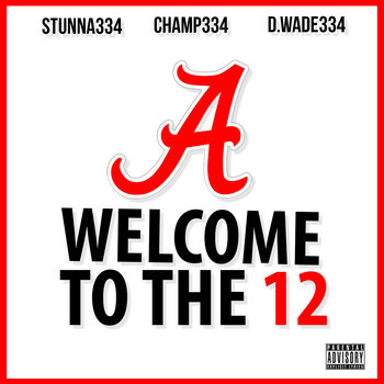 WELCOME TO THE 12 cover art