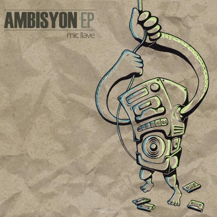 Ambisyon EP cover art