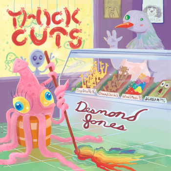 Thick Cuts cover art