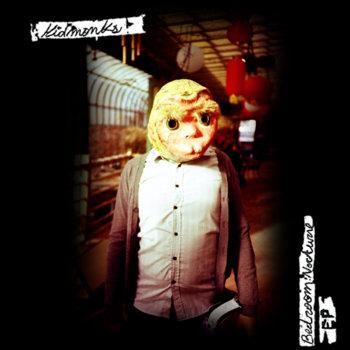 Bedroom Nocturne EP cover art