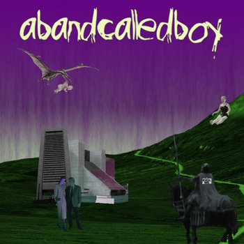 Abandcalledboy EP cover art