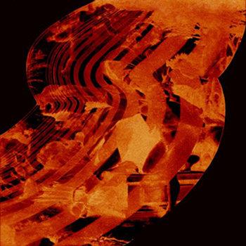 "7"" Astro Bats/Invisible Mansion Split Single cover art"