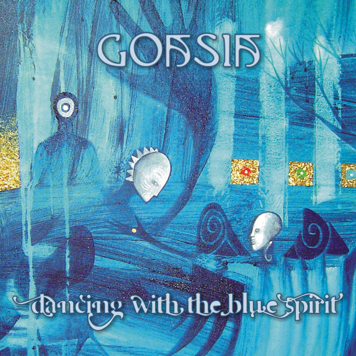Dancing With the Blue Spirit cover art