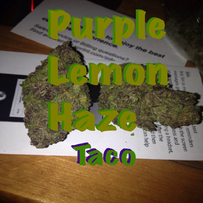 P.L.H. (Purple Lemon Haze) cover art