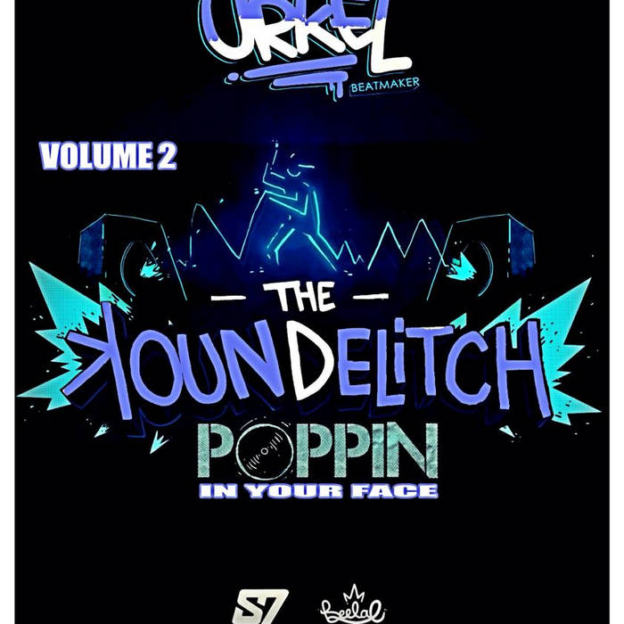 KOUNDELITCH POPPIN VOL 2 cover art