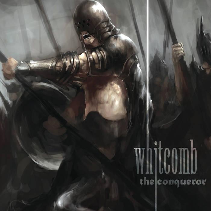 The Conqueror cover art