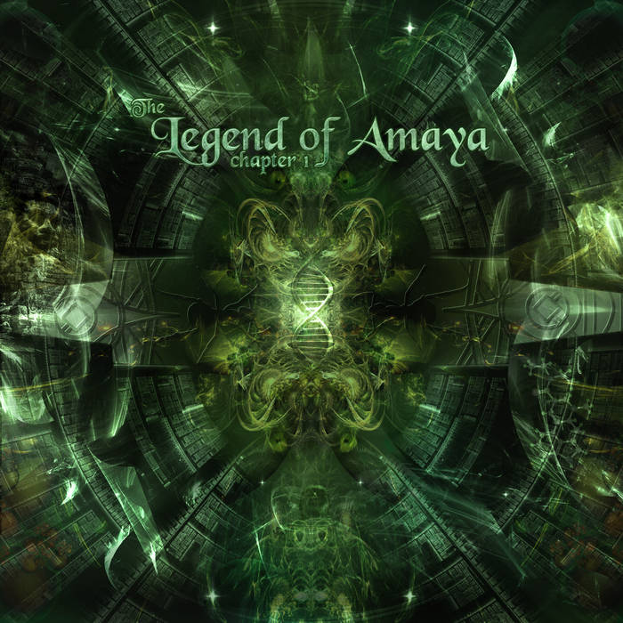 The Legend Of Amaya cover art