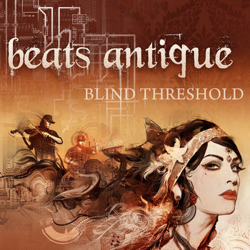 Blind Threshold cover art