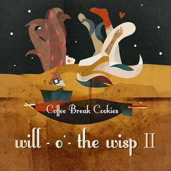 Coffee Break Cookies - Will​-​o'​-​The Wisp II - L​.​P. (2015)