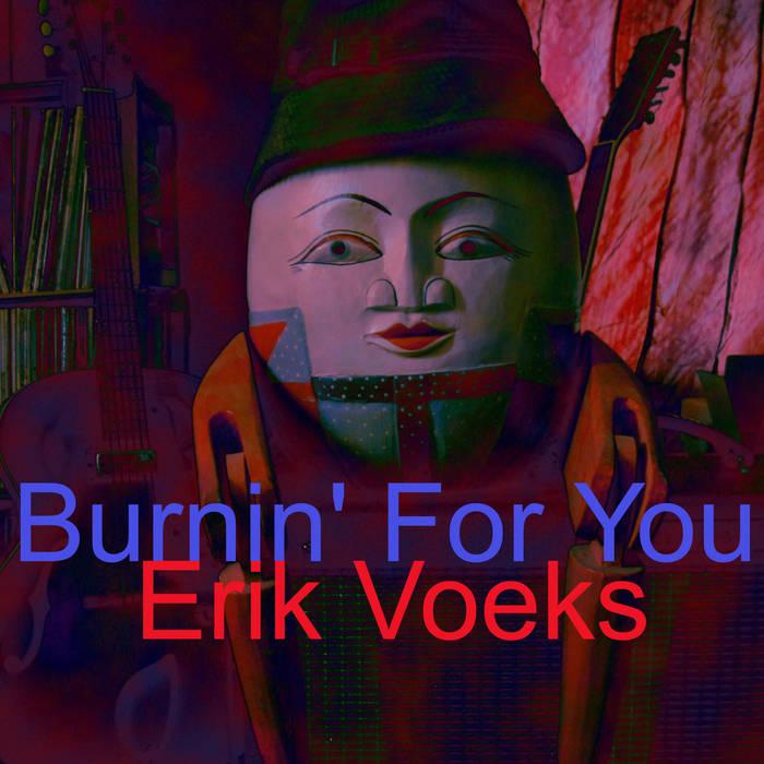 Burnin' For You cover art