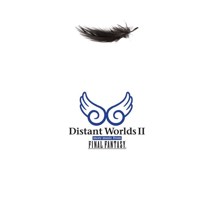 Distant Worlds II: more music from FINAL FANTASY cover art