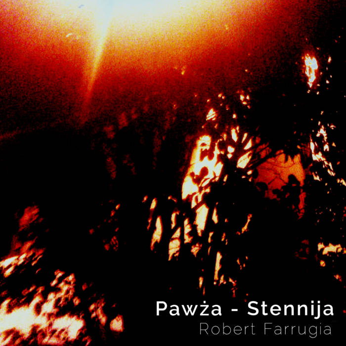 Pawża - Stennija cover art