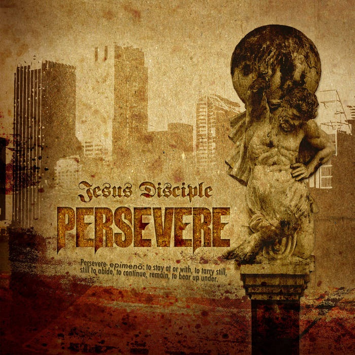 Persevere - Single cover art