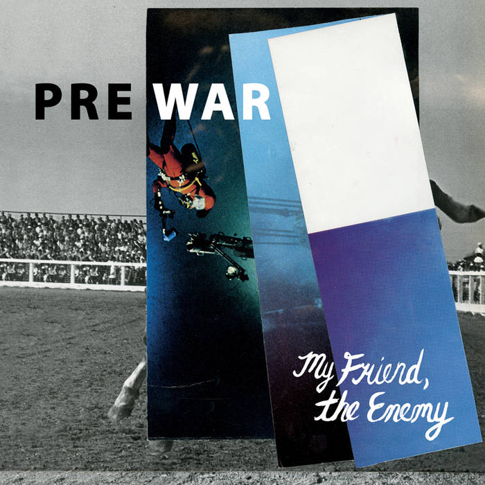 My Friend, the Enemy cover art