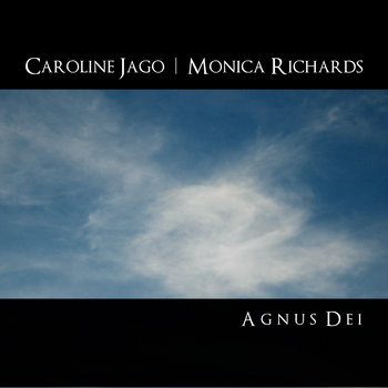 Agnus Dei (with Monica Richards) cover art