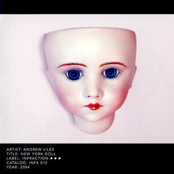 New York Doll cover art