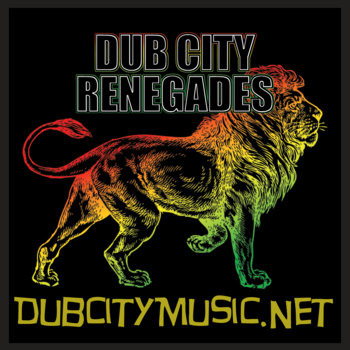 Dub City Renegades (self-titled EP) cover art