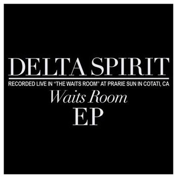 """Waits Room"" EP cover art"