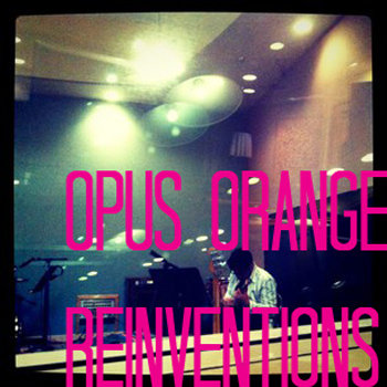 reinventions ep cover art