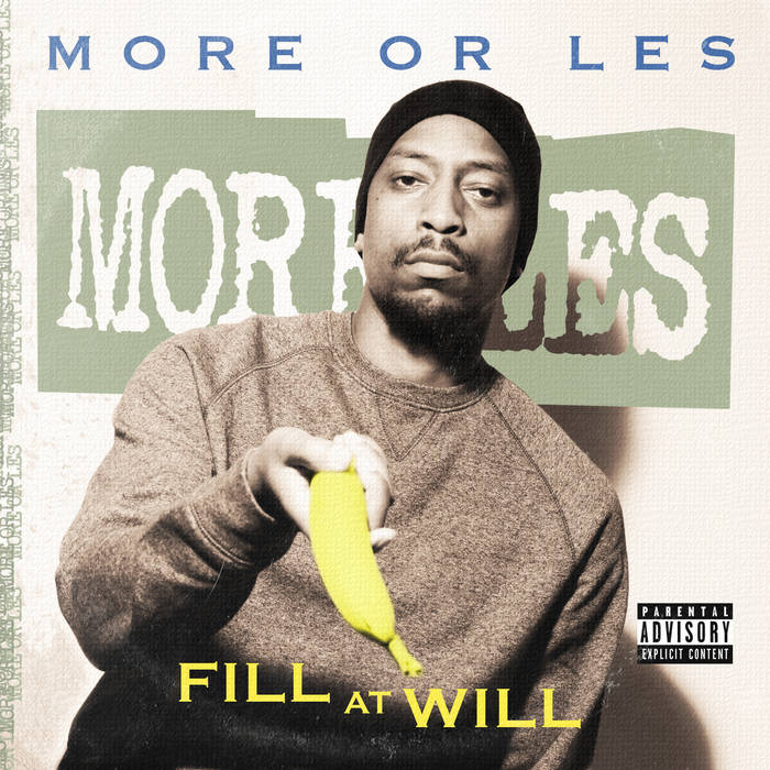 Fill At Will cover art