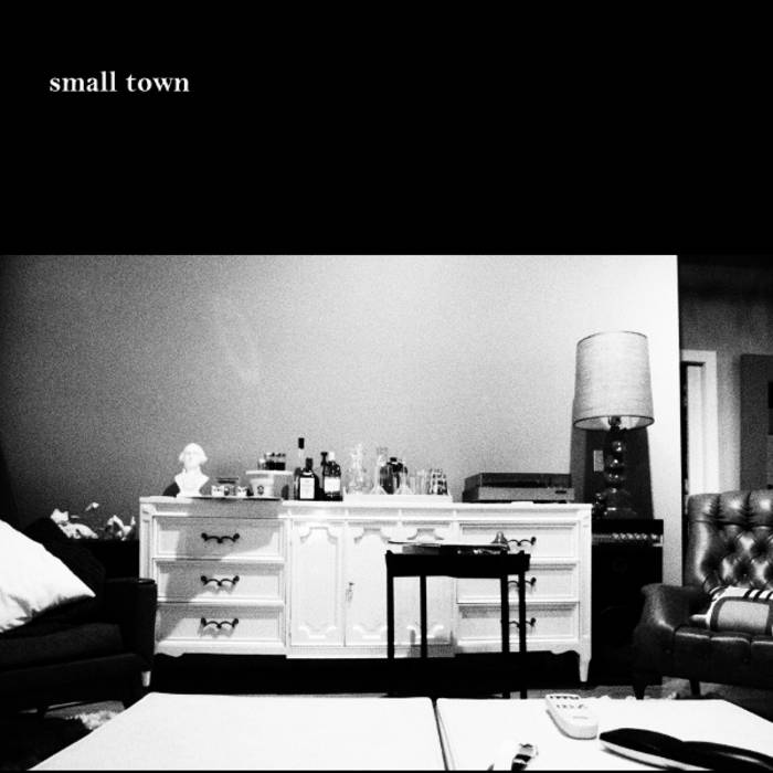 small town ep cover art
