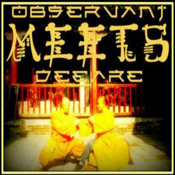 OBSERVANT MEETS DEEARE cover art