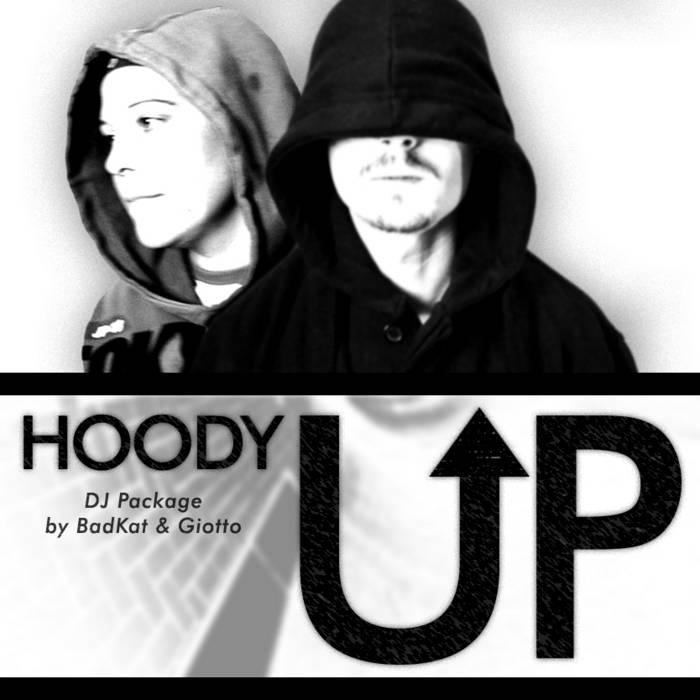 Hoody Up - DJ Package cover art