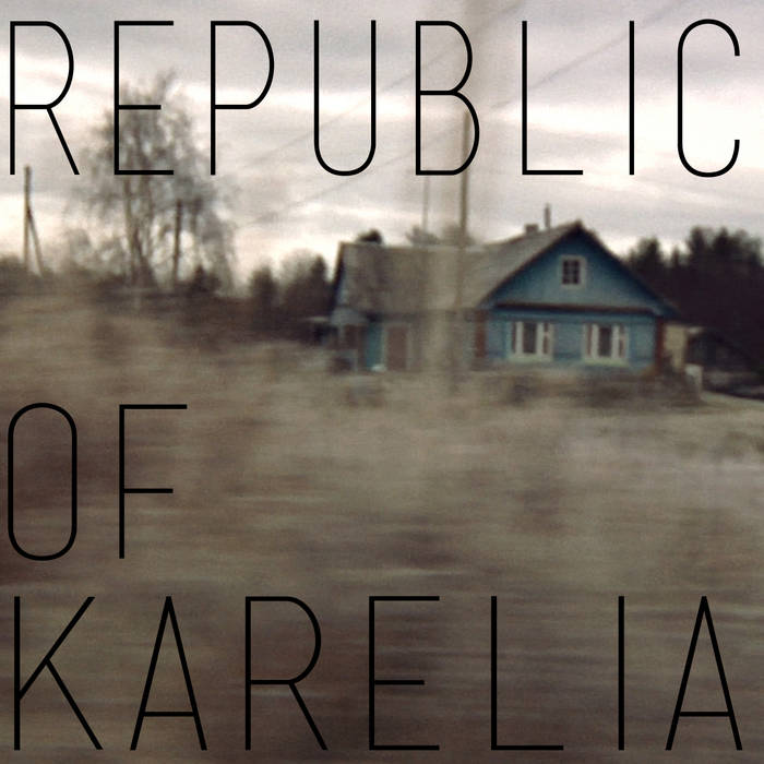 Music from the Republic of Karelia • TOIVE cover art