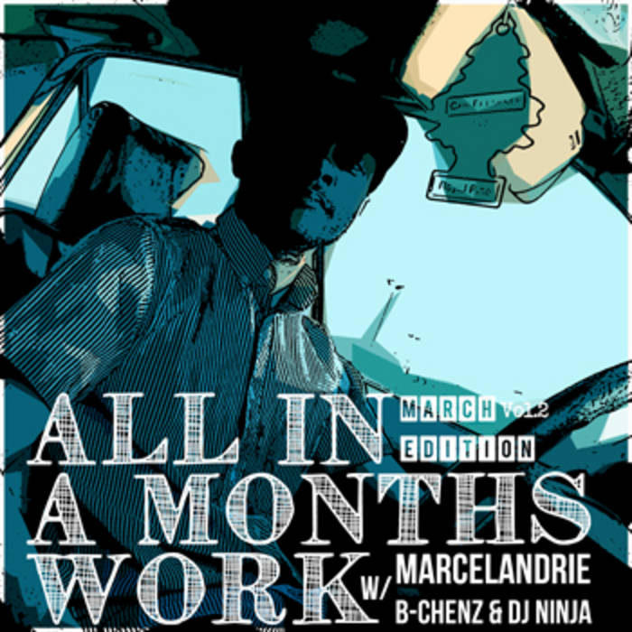 All In A Months Work Vol.2 (March Edition) cover art