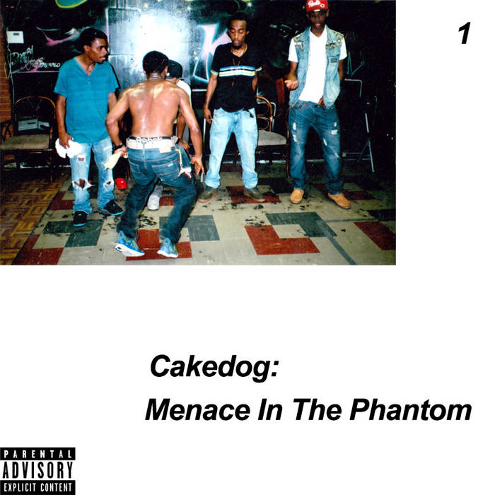 Menace In The Phantom cover art