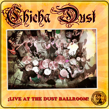 ¡Live at the Dust Ballroom! cover art