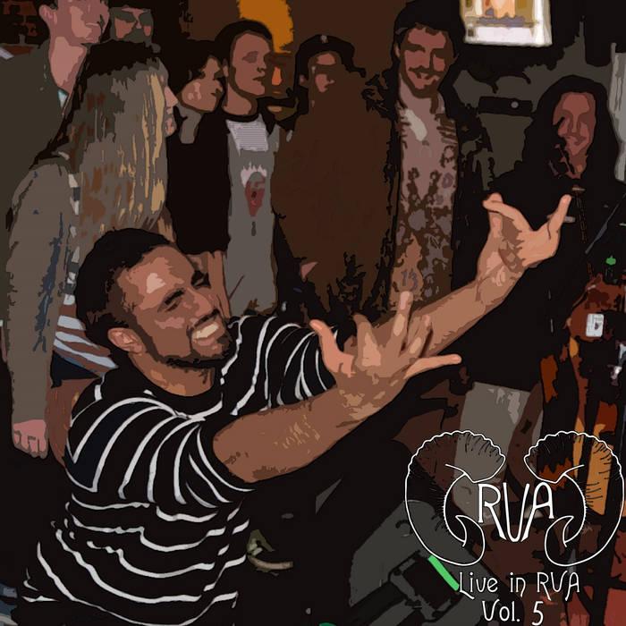 Live in RVA Vol. 5 cover art