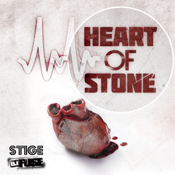 Heart of Stone prod. by DJ FUSE (w/ DJ FUSE) cover art